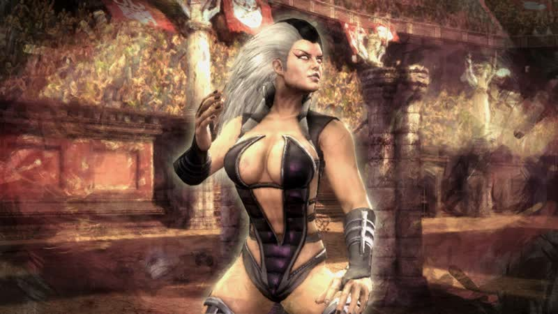 Mortal Kombat Komplete Edition SINDEL (Ladder Medium)