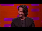Keanu Reeves shares Personal Funny Moments