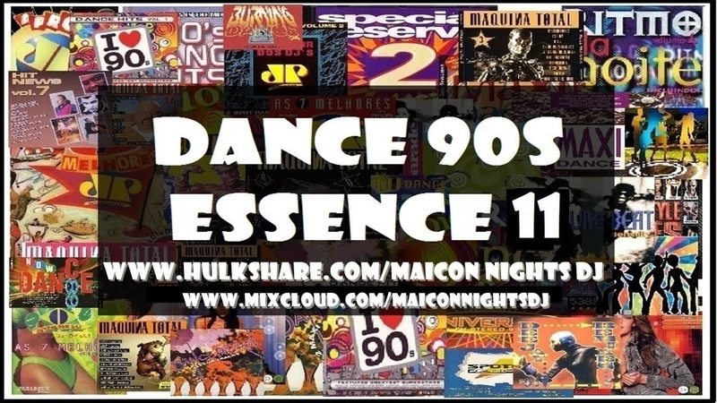 DANCE 90s ESSENCE Vol.11 (19961998)(EurodanceEuro House) [MIX by MAICON NIGHTS DJ]