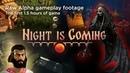 Night is coming - Colony simulation in Slavic fantasy world