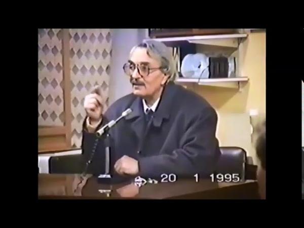 Ercüment Özkandan Fethullah Gülen ve Said Nursiye Tenkitler...