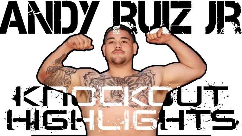 Andy Ruiz Jr - The Destroyer - Highlights - Training