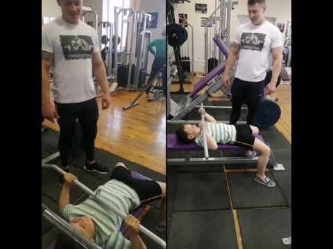 Команда Олимп Братья Хотеновские Руслан и Алексей