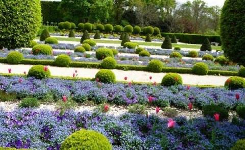 Секреты создания регулярного сада на участке любого размера