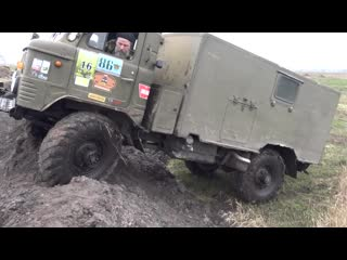 GAZ 66  Niva 3d  UAZ Patriot off-road 4x4