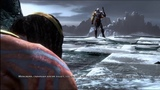 Кратос убивает Посейдона. GoW 3 Remastered Playstation 4.