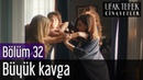 Ufak Tefek Cinayetler 32 Bölüm Sezon Finali Büyük Kavga