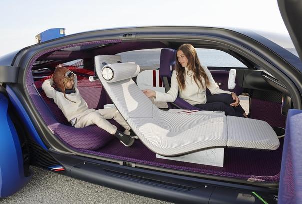 Citroen 19_19 необычный концепт-кар к 100-летнему юбилею марки На грядущей техновыставке VivaTech Paris можно будет увидеть новый концепт французской компании Citroen модель «19_19». Это