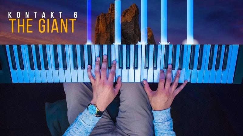 [Kontakt 6] Cuerdas de Amor   Julio Melgar   Piano (The Giant)