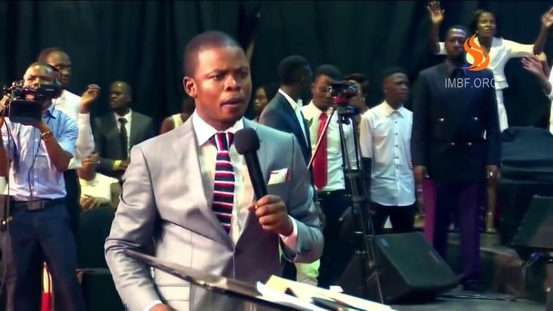 Физическое появление ангелов в церкви во время служения пророка