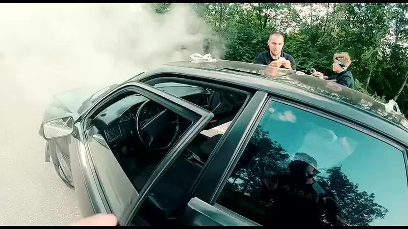 Биль Эдурад ДТП с сотрудниками полиции