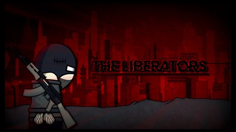 Agent Madnesia's Adventures Spin-Off: ''The Liberators''