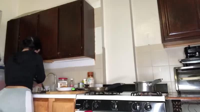 @Marlenyzworld Live Streaming Quinoa with Teriyaki Chicken