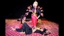 Dance Performance Evoking Maa Durga