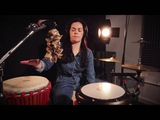 Emma King - The Butterfly (Percussion Cover)