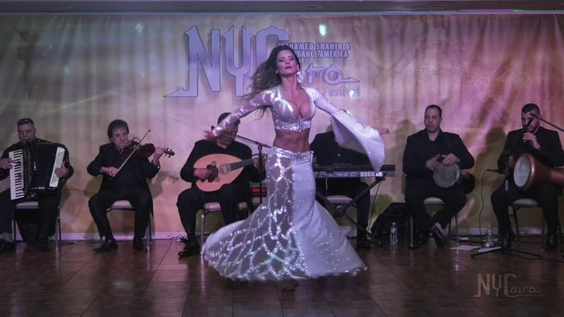 MAHAILA EL HELWA is Performing at NYCairo Raks Festival 2019 Superstars Gala Show!