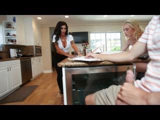 Melissa lynn smooth milf snatch (milf, big tits, blowjob, black hair, all sex)
