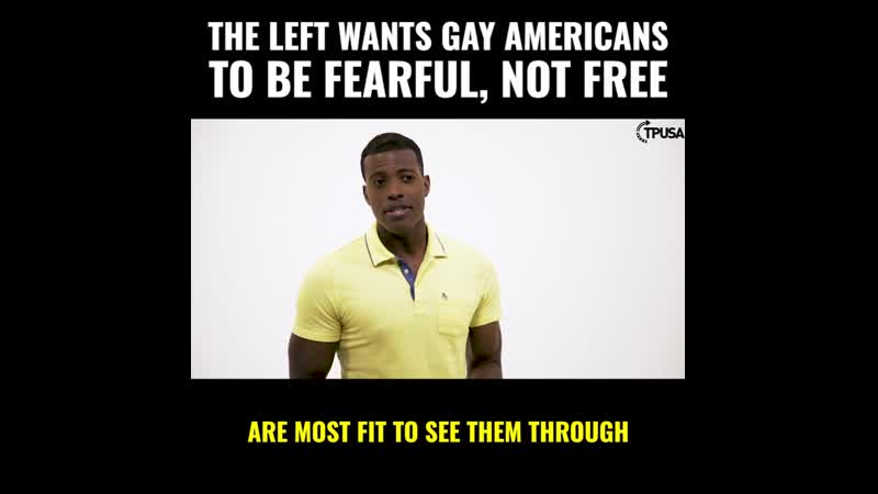 Liberals And Leftists Do Not Care About Gay Americans