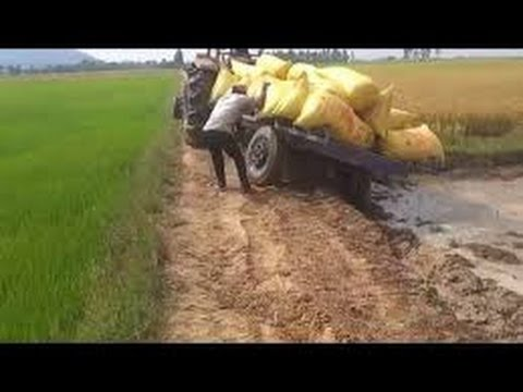 Amazing tractor fail compilation