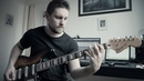 Making a Djent/Thrash song in one hour 2 - Fender Squier Bass VI