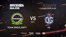 OG vs Team Singularity, EPICENTER Major 2019 EU Closed Quals , bo1 [GodHunt Inmate]