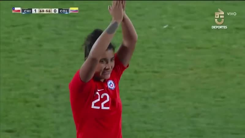 2019 Womens World Cup ⚽ Chile vs Colombia
