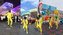 PUBG mẫu giáo nhảy múa mới nhất Quảng trường Tik Tok China