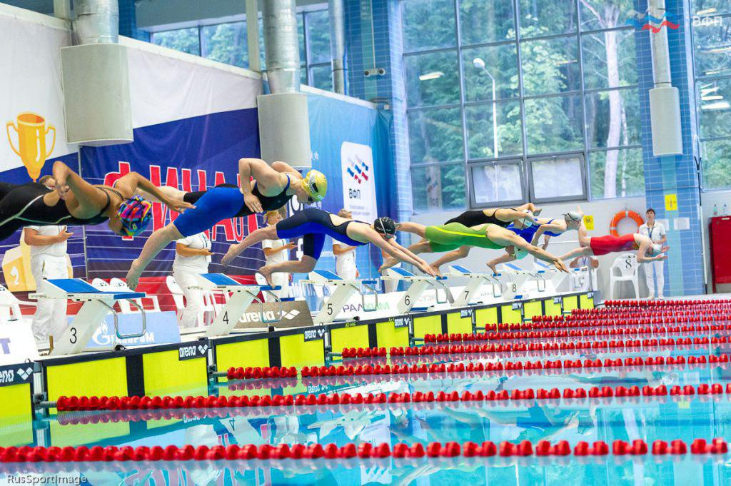 Пловцы из Некрасовки стали победителями Кубка России по плаванию