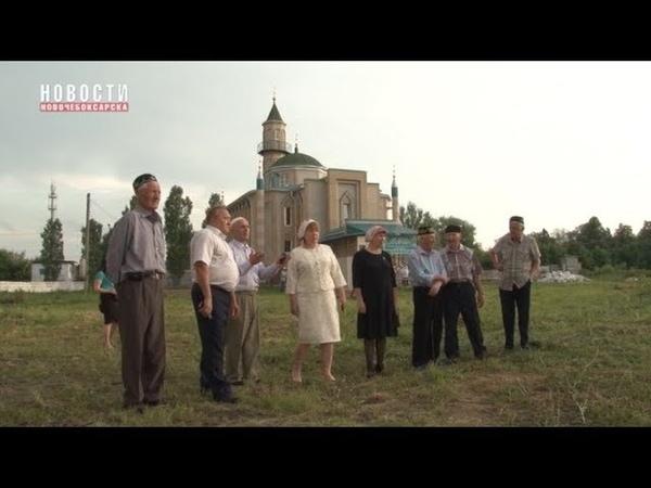 Первые лица Новочебоксарска посетили день открытых дверей в мечети