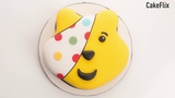 BBC Children In Need Easy Pudsey the Bear Cake