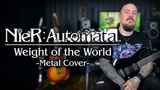 NieR Automata - Weight of the World (Metal Cover by Skar Productions)