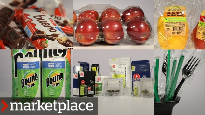 Are these the most over packaged products Marketplace