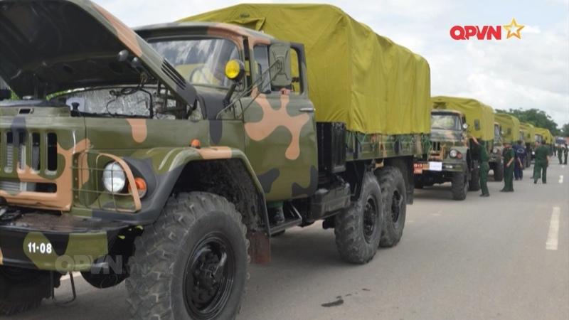 Việt Nam cải tiến, nâng cấp xe quân sự hàng loạt