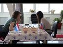Heike Verheul NED Aygul Idrisova RUS Women's World Draughts Championship 2019