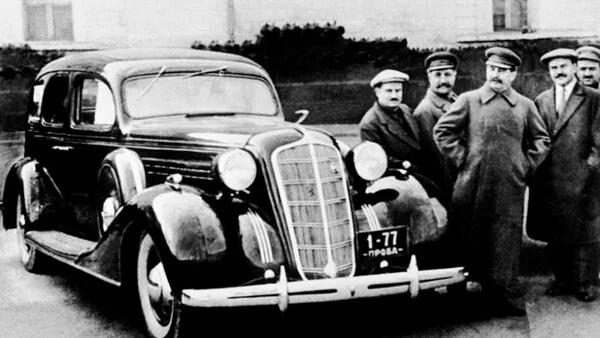Машины Сталина: на чем ездил вождь