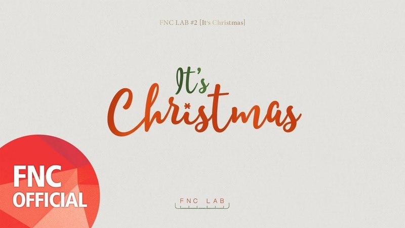 FNC ARTIST – It's Christmas MV