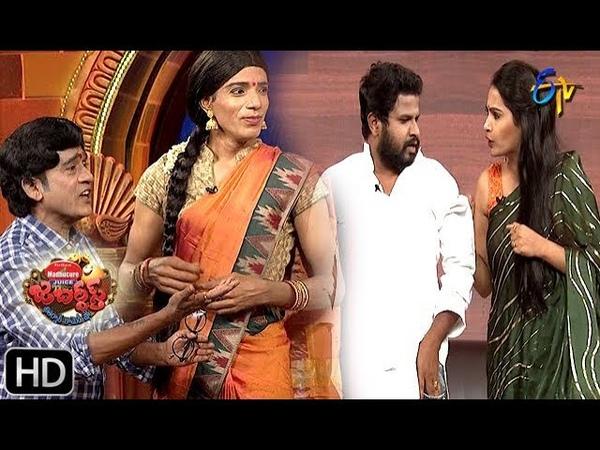 Hyper Aadi Raising Raju Performance Jabardasth 23rd May 2019 ETV Telugu