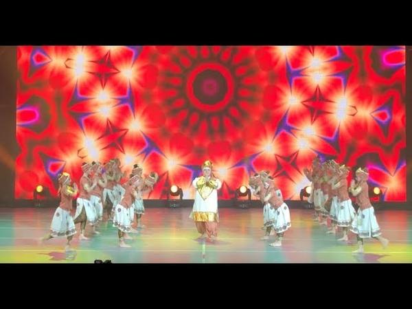 Indian summer, школа TODES-Калуга, ЮВ, IX международный фестиваль школ TODES в Воронеже, 23 марта 2019