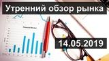 Обзор рынка RI, SI, SR, SPY от 14 мая 2019