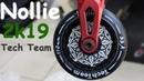 Трюковой самокат Nollie 2019 Tech Team Обзор характеристики