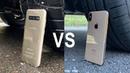 Samsung Galaxy S10 vs iPhone XS Max vs CAR
