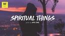 (free) Old School Boom Bap type beat x hip hop instrumental | 'Spiritual things' prod. by APE ONE