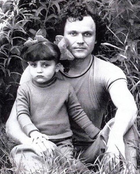 Николай Еременко с дочерью Олей. В каком фильме он вам запомнился больше