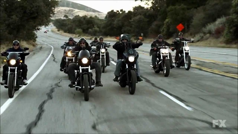 SONS OF ANARCHY - AWOLNATION - Burn It Down (ACTUAL SCENE AUDIO) !HD!