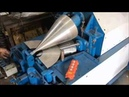 Cone making machine 4 Roller V4