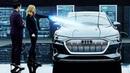 Рекламе Audi e-tron и Мстители 4: Финал