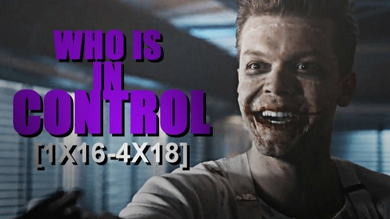 Jerome Valeska   WHO IS IN CONTROL [1x16 - 4x18]