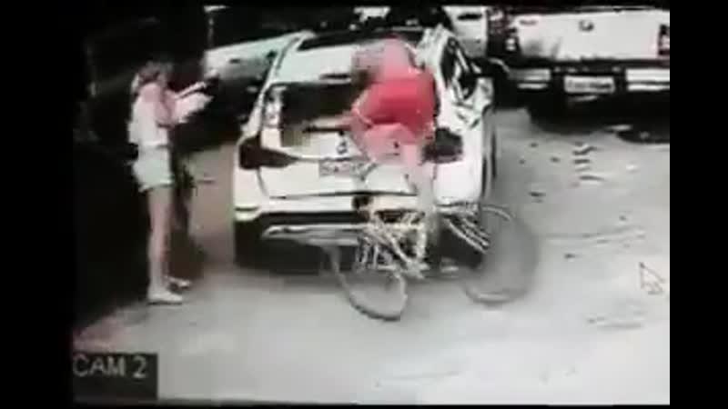 Отсутствие велодорожек убивает