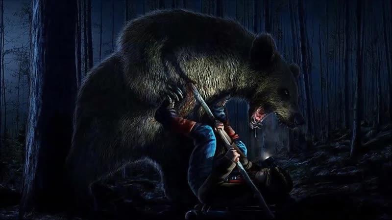 Стихотворение Как тувинец медведю язык откусил Республика Тува нападение медведя на людей