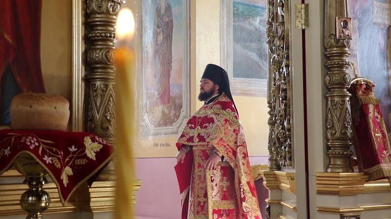 290419 В понедельник Светлой Седмицы Глава Мелекесской епархии посетил Никольский храм Димитровграда